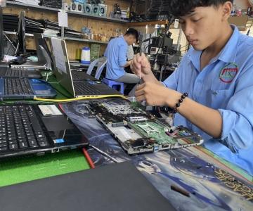 Dịch vụ vệ sinh máy tính laptop uy tín chất lượng phường phước bình quận 9