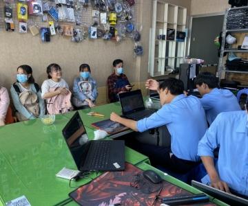 Dịch vụ vệ sinh máy tính laptop uy tín chất lượng phường phú hữu quận 9