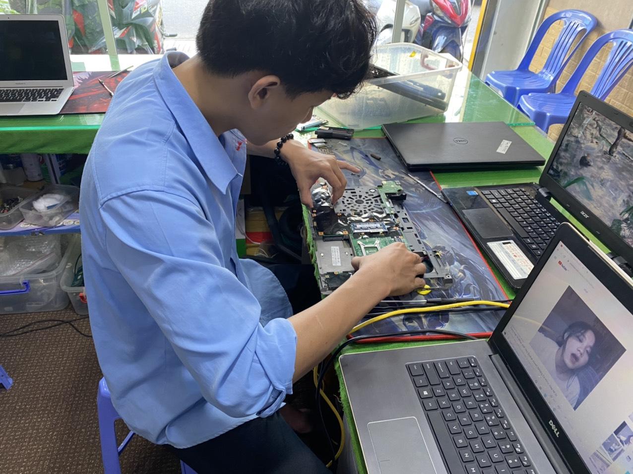 Dịch vụ bảo dưỡng vệ sinh sửa chữa pc, máy tính laptop lấy liền tại phước long b,tp.hcm