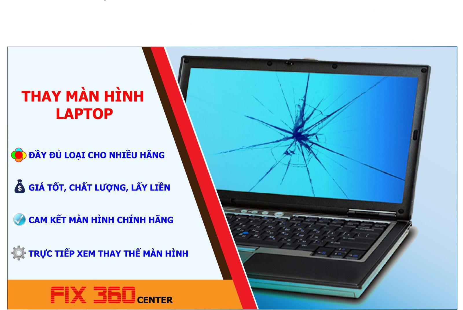Thay màn hình máy tính laptop uy tín giá rẻ, lấy liền tại thủ đức, tp.hcm