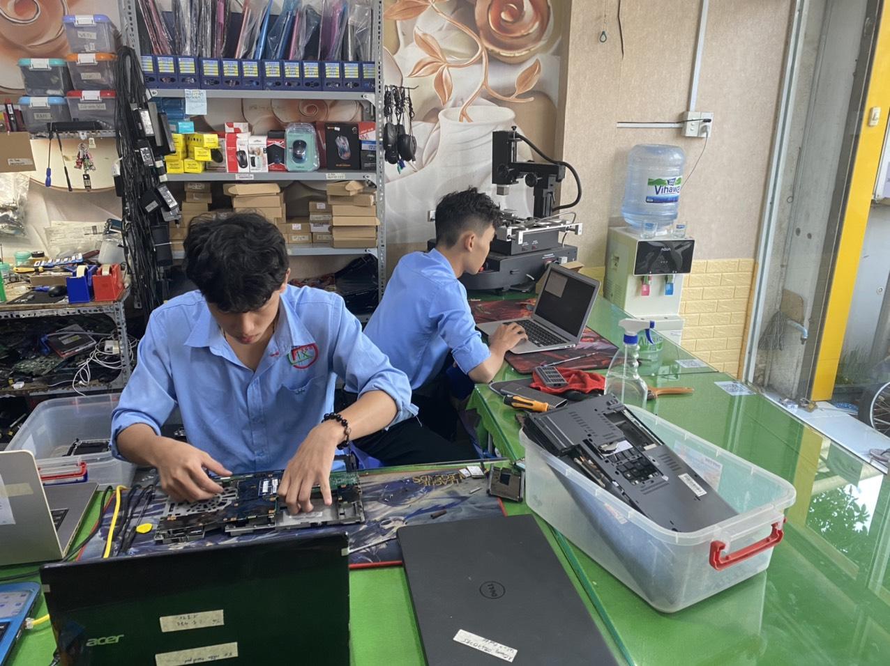 Vệ sinh laptop lấy liền tại phường bình thọ quận thủ đức uy tín chất lượng khu vực tp.hcm