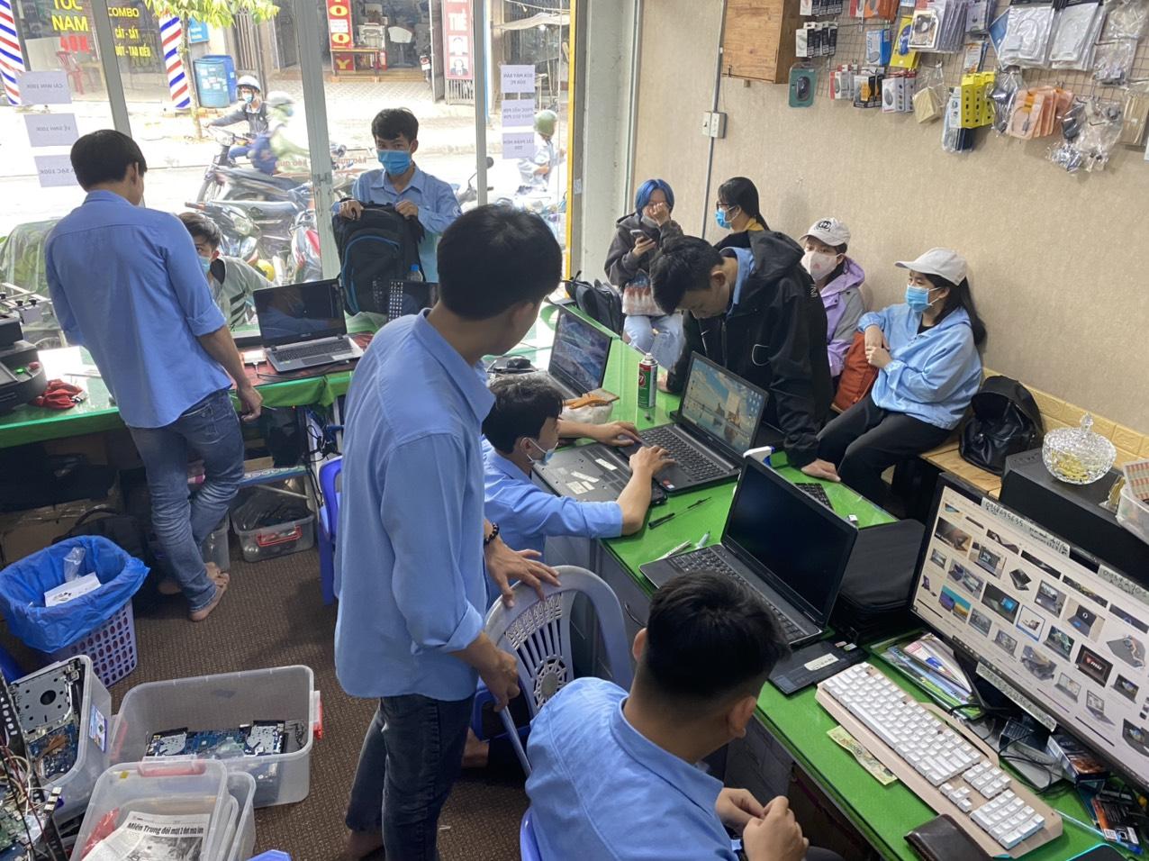 Vệ sinh laptop bảo dưỡng máy tính chất lượng,lấy liền phường tăng nhơn phú b quận 9,quận thủ đức |hcm